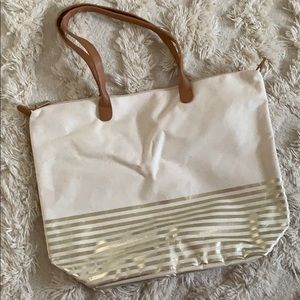 NWT!  Bath & Body Works Tote